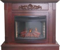 Портал Madrid D25 махагон коричневый антик 1150х955х420 (Royal Flame)