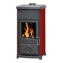MAESTRAL N (Plamen) красная чугунная печь-камин