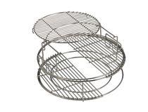 Набор многоуровневых стальных решеток для гриля L Big Green Egg, 5 частей