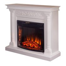 Обрамление Монте J30 белый (Inter Flame)