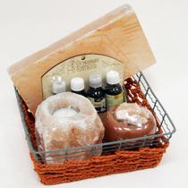 """Подарочный набор из гималайской соли """"Арома"""""""