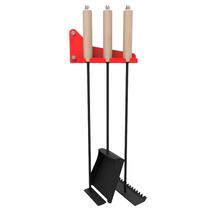 Набор инструментов для печи-мангала Grillver Искандер