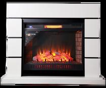 Портал Норд J, А31 белый 1240х1005х400 (Inter Flame)