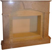 Прага (МЕТА) 700-800 (мрамор) облицовка каминная