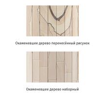 """Облицовка на стену (фасад) """"Ламель"""" - Окаменевшее дерево наборный, 1 м2"""