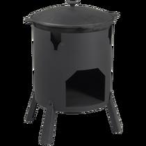 Печь Казанка-370 для казанов от 8 до 12 литров.