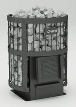 Grill D Leo 130 short, black печь банная