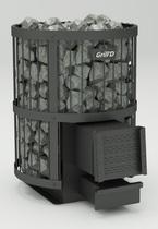 Grill D Leo 240 long, black печь банная