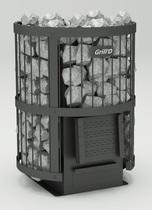Grill D Leo 240 short, black печь банная