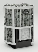Grill D Leo 240 short, grey печь банная