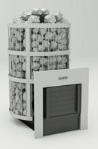 Grill D Leo 300 window, grey печь банная