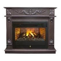 Обрамление PHILADELPHIA 3D 26 темный орех (Real Flame)