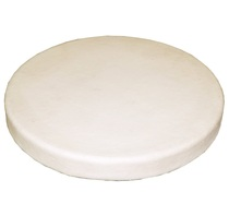 Камень для выпечки (пицца-камень) для малых и средних тандыров, 21 см