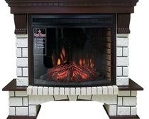 Портал Pierre Luxe D33 темный дуб 1380х1095х415 (Royal Flame)