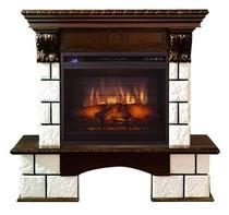 Портал Pierre Luxe V23 темный дуб 1120х1035х395 (Royal Flame)