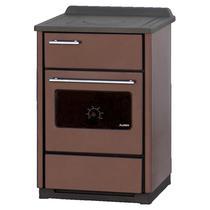 CALOREX 60 N (Plamen) коричневая дровяная плита отопительно-варочная