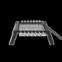 Подставка костровая с решеткой-гриль Grillver