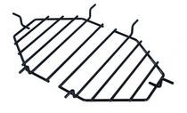 Полка для рефлектора и под емкость для стекания жира для OVAL 400 (XL) 2 шт.