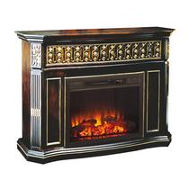 Обрамление Rochester J30 венге с золотом (Inter Flame)
