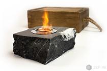 Биокамин Rock Triumph (Камень успеха) ZeFire 65х155х130 мм