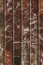 """Облицовка на стену """"Ламель"""" - Россо Леванте, 1 м2"""