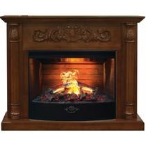Обрамление SALFORD 3D FS33 античный дуб (Real Flame)