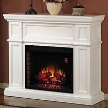 Обрамление Сантана J30 белый (Inter Flame)