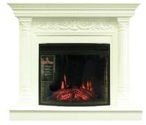 Портал Sicilia (Jupiter/Dioramic28) белый 1300х1075х400 (Royal Flame)