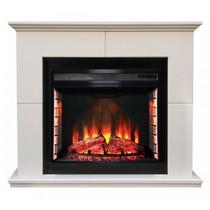 Портал Suite V23 алебастр 1000х890х360 (Royal Flame)