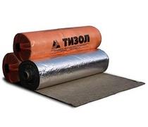 ТИЗОЛ МБОР-Ф (5 мм) базальтовая фольгированная изоляция (ширина 1 м, длина 10 м)
