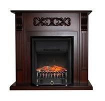Портал Venice STD махагон коричневый антик 1080х1052х360 (Royal Flame)