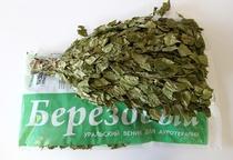 Веник Березовый в индивидуальной упаковке