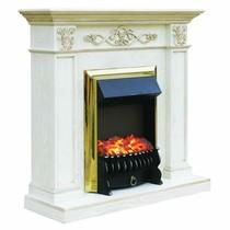 Портал Verona STD белый дуб 1047х979х342 (Royal Flame)