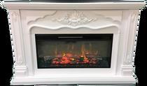 Портал Версаль F36 белый 1490х940х345 (Inter Flame)