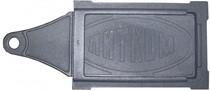 Задвижка печная ЗВ-3, 130*240
