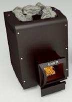 Grill D Optima 150 (long, black) печь банная