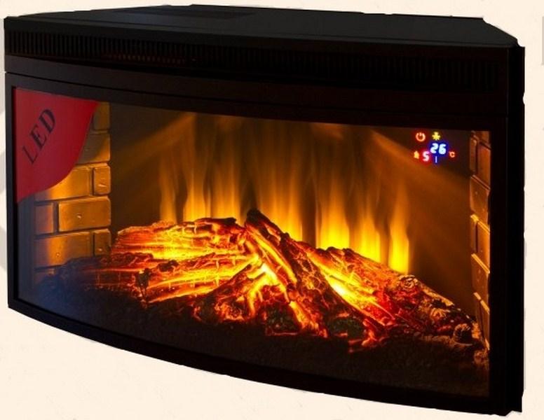 Электрокамин firespace 33w led-s электрокамин в стиле техно